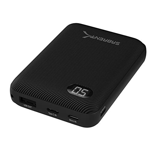 Sabrent 10000 Power Portable Charger