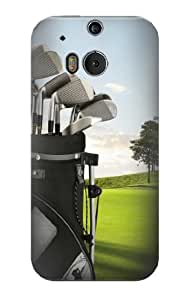 S0067 Golf Case Cover for HTC ONE M8