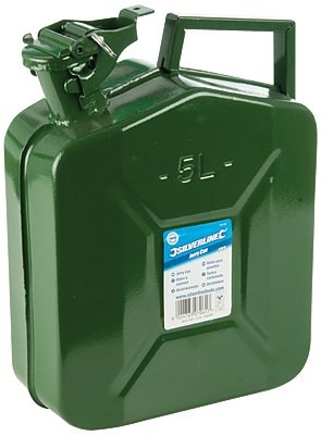 Silverline 342497 Jerry Can 5 L