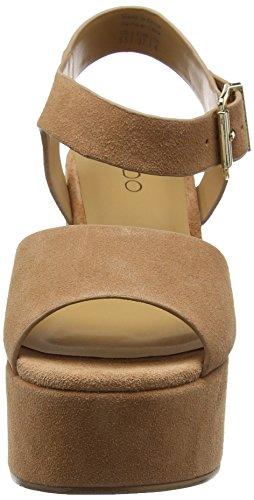 Nathalia Sandalias marrón 27 marrón para claro color Heels Aldo mujer de SwwF6q4d