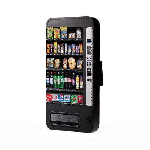Vending Machine - Samsung Galaxy S4 Trifold Wallet Case ()