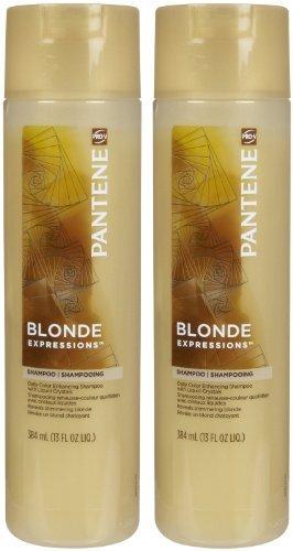 Pantene Pro-V Blonde Expressions Daily Color Enhancing Shampoo - 13 oz - 2 pk