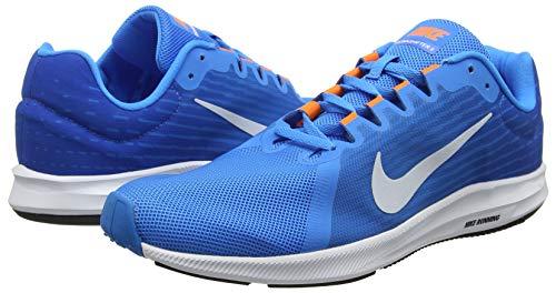 Azul Zapatillas cobalt Downshifter Hero para Hombre de Grey 403 8 Deporte Blaze Football Blue Nike wAngqfZq