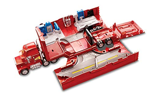 Disney/Pixar Cars Large Scale Mack Hauler Truck -