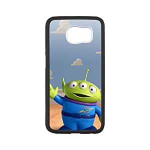 Samsung Galaxy S6 Cell Phone Case White Disneys Toy Story 001 VC9G6406