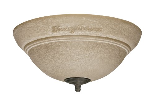 Tommy Bahama TB735AMM Trella Indoor/Outdoor Light Fixture Dimension, Amber Mist Glass, Appliances for Home