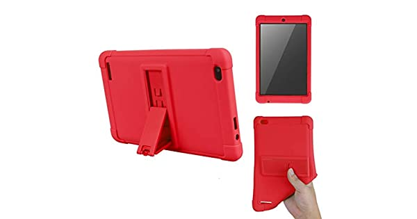 Amazon.com: Onn 10.1 Funda para Tablet [Kickstand] Funda de ...