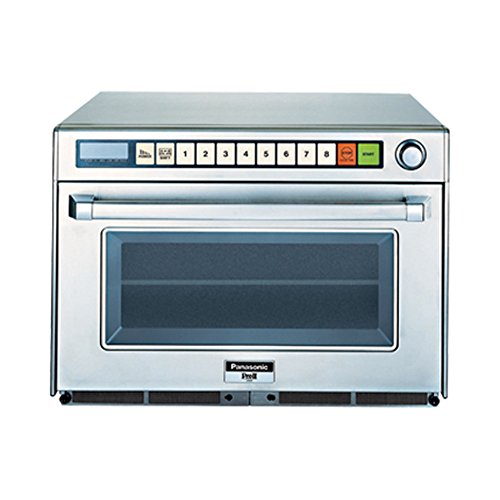 Steamer Connectionless (Commercial Series NE-2180 Sonic Steamer Microwave Oven 2100 Watts Connectionless Rethermalizer)