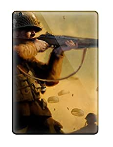 Premium Ipad Air Cases - Protective Skin - High Quality For Medal Of Honor Frontline
