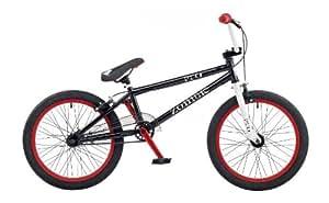 Zombie 1617W20 - Bicicleta infantil BMX para niño, 5-7 años, color negro
