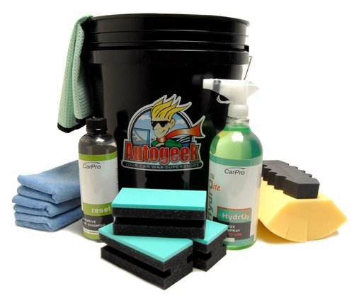 CarPro Reset Coating Maintenance Wash Kit