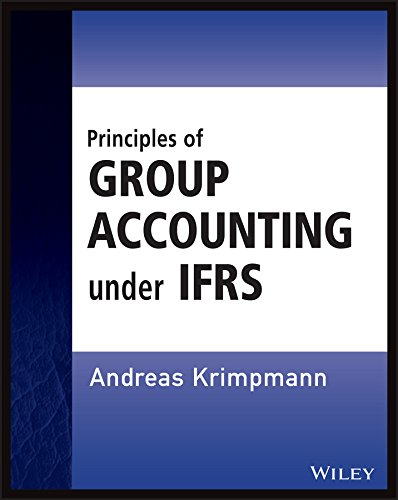 Download Principles of Group Accounting under IFRS (Wiley Regulatory Reporting) Pdf