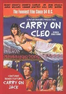 Carry on Cleo/Carry on Jack