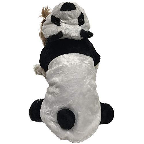 Midlee Panda Dog Costume (10