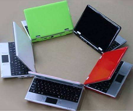 New 4Gb 7 Inch Black Mini Laptop Netbook. Android 2.2. Latest Software. Latest Build., [Importado de UK]