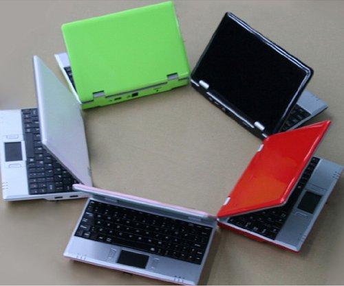 Zwarte mini-notebook, laptop, 4 GB, 7 inch (17,78 cm) Android 2.2. Actuele software. Actueel model, geïmporteerd uit…