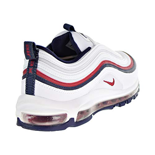 NIKE White Red Air Max W Femme Sneakers 001 Blue 97 Basses Multicolore Blackened Crush qUHq8zrwx