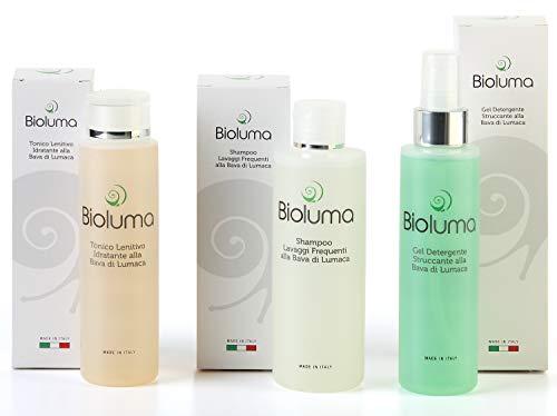 Bioluma Bava di Lumaca Gel Detergente 6