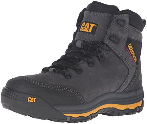 Caterpillar Men's Munising 6'' Waterproof Industrial and Construction Shoe, Dark Shadow, 13 M US by Caterpillar (Image #9)