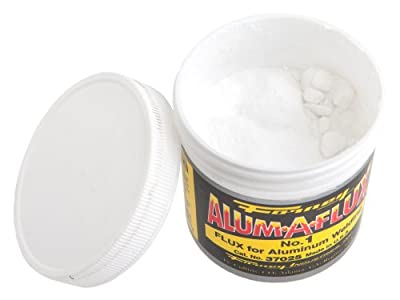 Forney 37025 Aluminum Welding Flux, 4-Ounce by Forney