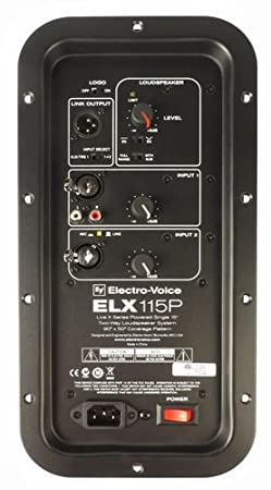Amazon.com: Electro-Voice ELX115P Amplifier F.01U.174.479: Home Audio & Theater