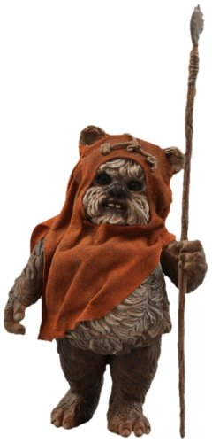 Star Wars Wicket Vinyl Collectible Dolls