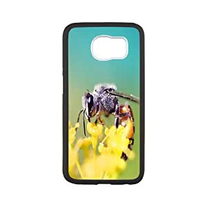 Bee Phone Case, Only Fit To Samsung Galaxy S6
