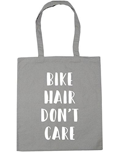 Don Gris Bicicleta Claro 't 42 Pelo Bolsa Hippowarehouse nbsp;litros nbsp;cm Playa Compras 10 nbsp;cm X38 Care Tote De 4Ef1SA