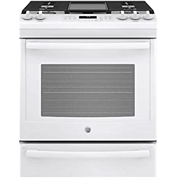 Amazon Com Ge Jgb700dejww 30 Quot Gas Freestanding Range With