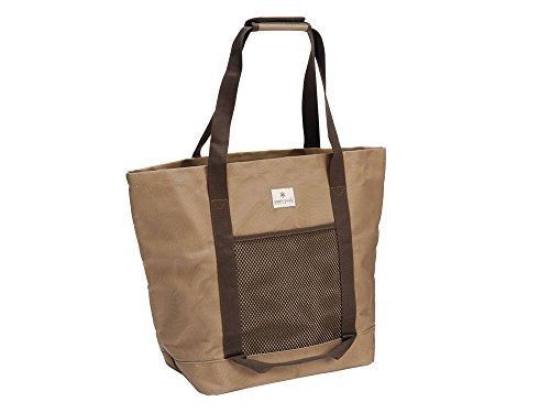 Snow Peak Tote Bag, Medium, Beige ()