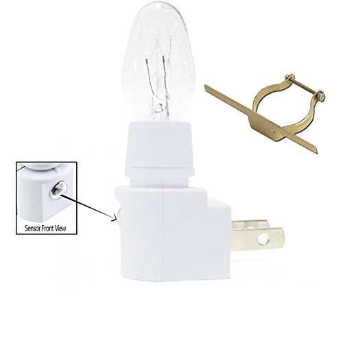 Night Light Kit - 6 Pack Sensor Low (Stained Glass Lamp Kit)