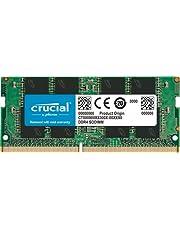 كروشال 8 دي دي ار4ذاكرة رام متوافقة مع اجهزة لابتوب - CB8GS2666