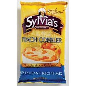 Sylvias Mix Cobbler Peach