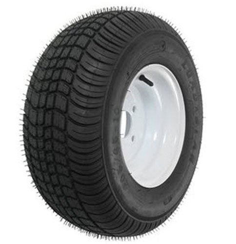 Loadstar Tires 3H350 205/65-10 b/5h wh k399