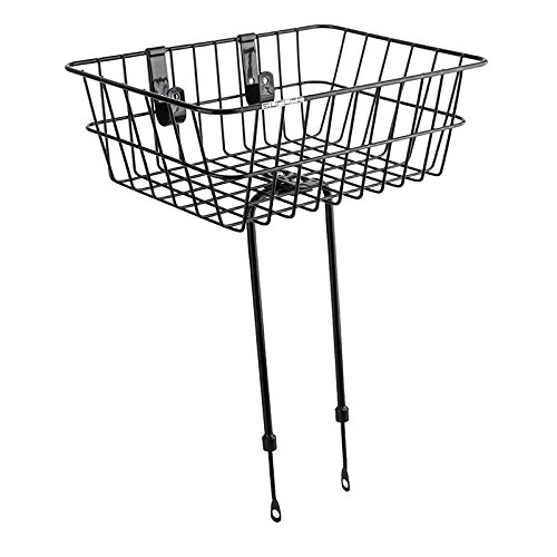 Sunlite Standard Deep Basket, Medium , Black