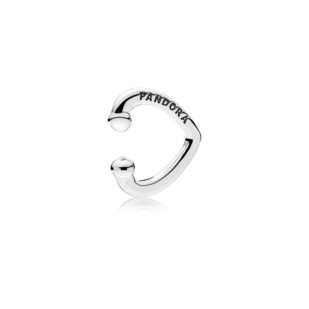 PANDORA Open Heart Ear Cuff, 297214