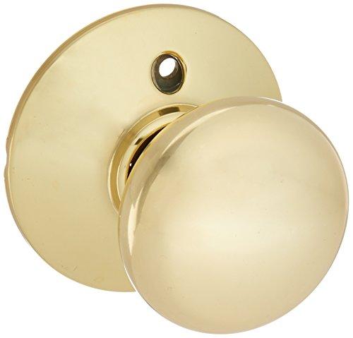 Schlage Knob Dummy Plymouth Bright Brass Ansi Gr 2 ()
