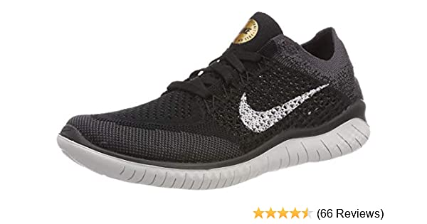 official photos 5a68e 6d9fb Amazon.com   NIKE Women s Free Rn Flyknit 2018 Running Shoe   Road Running