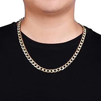 Gold 24 inch chain