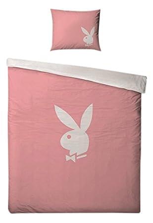 rosa playboy bettw sche my blog. Black Bedroom Furniture Sets. Home Design Ideas