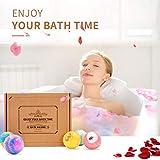 Devitek Spa Bubble Bath Bombs, Oil Essential Citric
