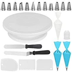 Kootek Cake Decorating Kits Supplies wit...
