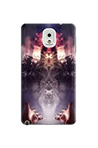 XYANW creative 3D picture of TUP new style scratch-proof phone case for samsung note3