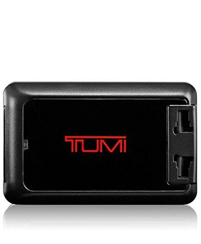 Tumi 4 Port USB Travel Adaptor, Black, One Size by Tumi
