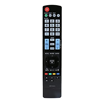 New AKB73275675 Replace Remote Control fit for LG TV 42CS570 47CS570 47CS570UB 50LS4000 47CS570-UB 47CS570UD 47CS570-UD 50LS4000UA 50LS4000-UA 42CS570UB 42CS570-UB 42CS570UD 42CS570-UD LED LCD HDTV