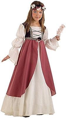 Limit Sport - Disfraz de medieval para niña, talla 3-5 años (MI389 ...