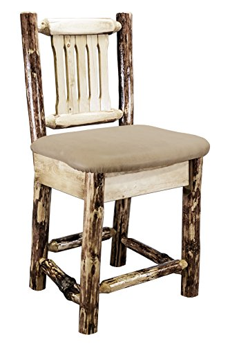 Montana Woodworks MWGCBSWNRBUCK24 Glacier Country Collection