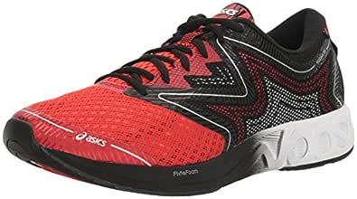 Asics T722N.2301 Zapatillas de Running, Reino Unido 9,5 Hombre Bermellón/Blanco/Negro 9.5 Reino Unido: Amazon.es: Zapatos y complementos