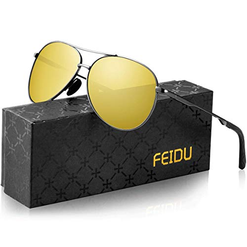 Polarized Sunglasses Aviator Sunglasses