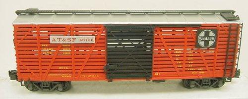 Aristo-Craft 46106 Santa Fe Stock Car